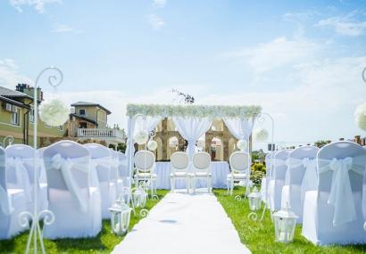 Ślub w Ogrodzie Hotelu Coloseum