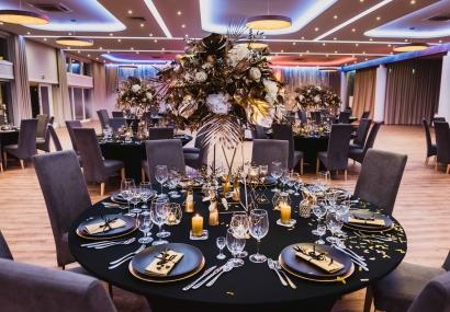 Królewskie wesele w złocie
