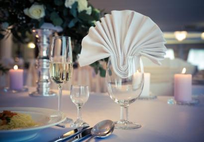 Sala weselna w stylu Vintage